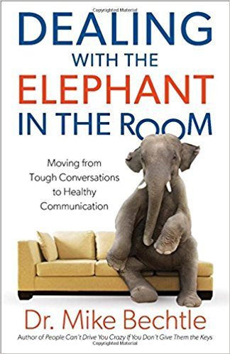 163: Elephant in the Room: A Leader's Guide to Tough Conversations | with Mike Bechtle