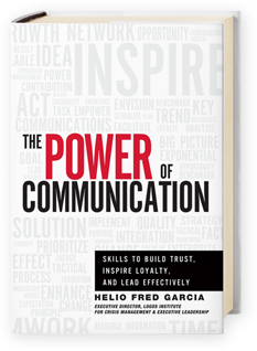 Book Cover: The Power of Communication - by Helio Fred Garcia